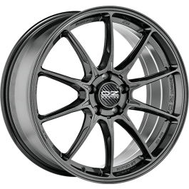 OZ Hyper GT 19x8 Star Graphite