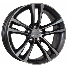 WSP Italy Achille 19x8 anthracite polished