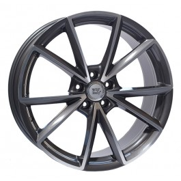 WSP Italy Aiace 20x9 5x112 ET26 66,6 anthracite polished