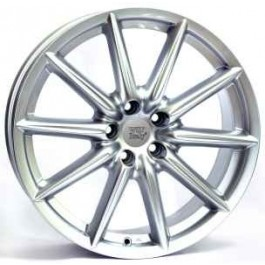WSP Italy Arles19x8 5x110 ET41 65,1 silver