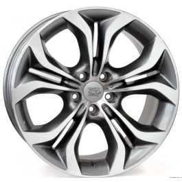 WSP Italy Aura 20x11 anthracite polished
