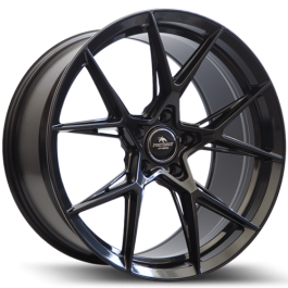 Forzza Oregon 18x8 5x112 ET42 66,6 Black Magic