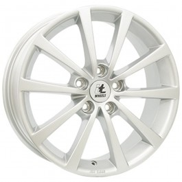 Inter Action Alice silver 16x6,5 5x112 ET35 66,5