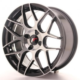 Japan Racing JR18 19x8,5 Blank black machined