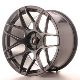 Japan Racing JR18 19x8,5 Blank Hiper Black