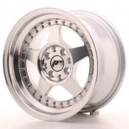 Japan Racing JR6 16x7 machined silver