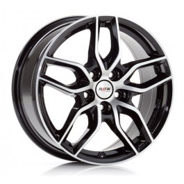 Platin PL72 black polished 17x7,5
