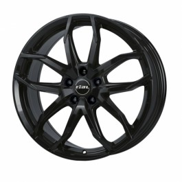 Rial Lucca 18x8 black