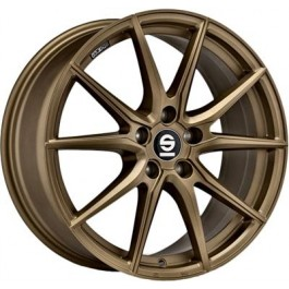 Sparco DRS 17x7,5 rally bronze