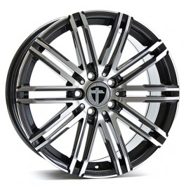 Tomason TN18 20x9 gunmetal polished
