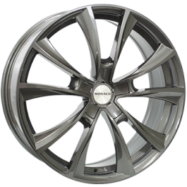 Monaco Torque 20x8,5 anthracite polished