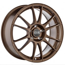 OZ Ultraleggera 18x8 5x112 ET48 matt bronze