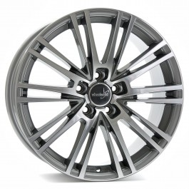 WheelWorld WH18 17x7,5 gunmetal