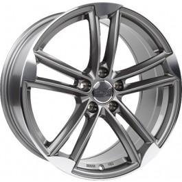 WheelWorld WH27 19x8,5 Grey Polished
