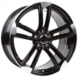 WheelWorld WH27 18x8 Black Polished