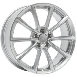 WheelWorld WH28 19x8,5 Race Silver