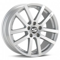 MSW 22 16x6,5 full silver