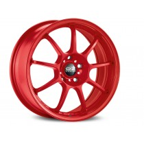 OZ Alleggerita HLT 18x9 red