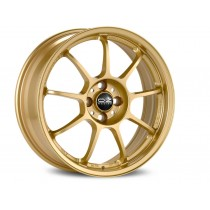 OZ Alleggerita HLT 18x9 race gold