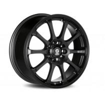 Sparco drift 17x7 matt black