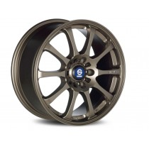Sparco drift 17x8 matt bronze