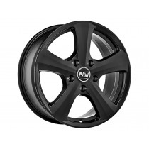MSW 19 16x7,5 matt black