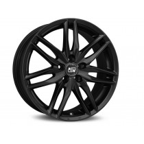 MSW 24 17x8 matt black