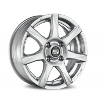 MSW 77 full silver 16x7 5/112