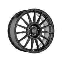 OZ Supertursimo dakar 20x11 matt black