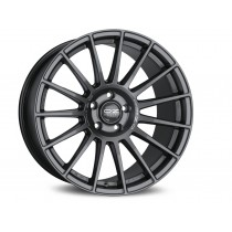 OZ Superturismo dakar 20x8,5 matt graphite