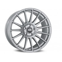 OZ Superturismo dakar 21x9 matt race silver