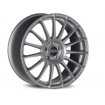 OZ Superturismo LM 21x9 matt race silver