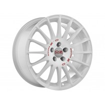 OZ Superturismo WRC 16x7 white