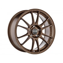 OZ Ultraleggera 18x9 matt bronze