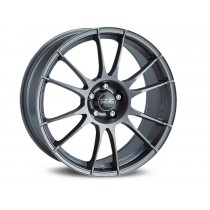 OZ Ultraleggera 17x8 matt graphite silver
