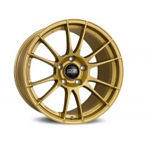OZ Ultraleggera 17x8 race gold