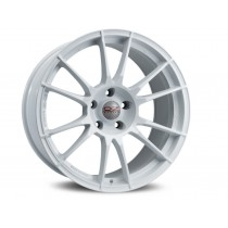 OZ Ultralaggera 17x8 white