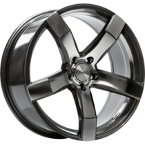 Tomason TN11 Black polished 18x8,5