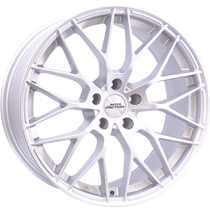 Inter Action saphire 19x8,5 matt silver