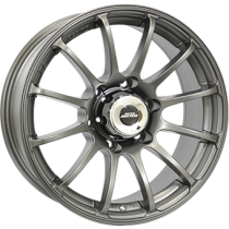 Inter Action Track 17x8 matt anthracite