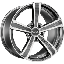 OZ Montecarlo HLT 20x10 Matt Dark Graphite