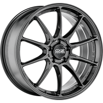 OZ Hyper GT 18x7 Star Graphite