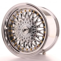 Japan Racing JR9 16x9 blank chrome