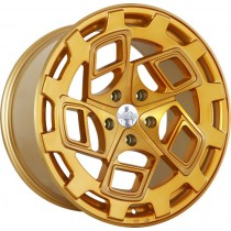 RADI8 R8CM9 18x9,5 Brushed Gold