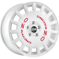 OZ Rally Racing 17x7 Racing White