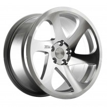 3SDM 006 19x10 Silver Polished
