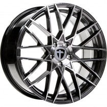 Tomason TN19 20x8,5 Dark Black Polish