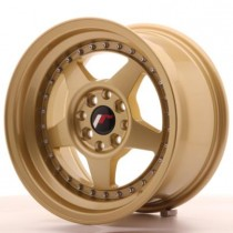 Japan Racing JR6 17x10 Blank gold