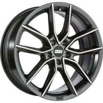 BBS XA 20x8,5 Night Fever Black