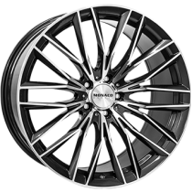 Monaco GP2 anthracite polished 19x9,5